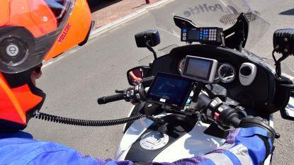 """""""Motorrijders ontsnappen bij 90 procent van trajectcontroles aan boete"""""""