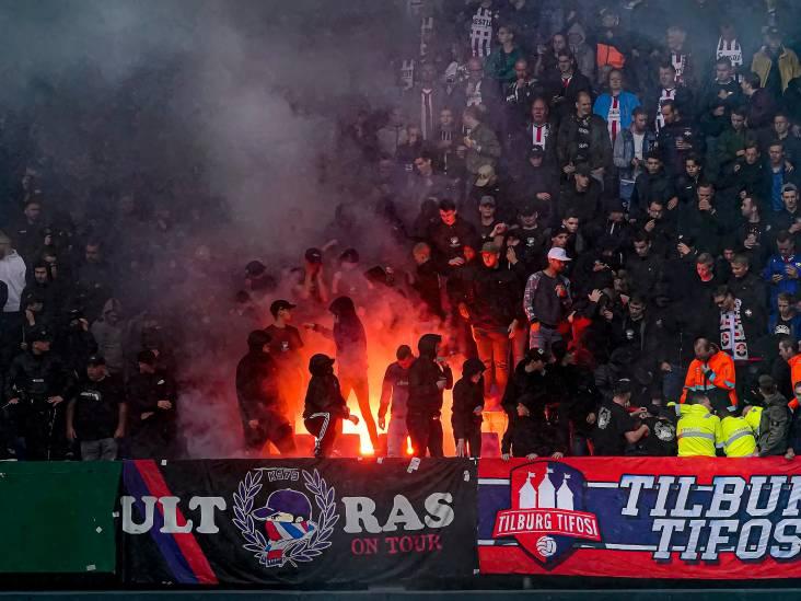 Martin van Geel: 'Dieptriest gedrag van een aantal Willem II-fans'