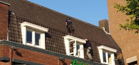 Duitser overleeft sprong van dak Hengelo, 'arrestatieteam gebruikte taser niet'