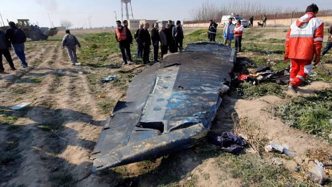 Iran stuurt zwarte dozen van neergehaald Oekraïens vliegtuig naar Frankrijk