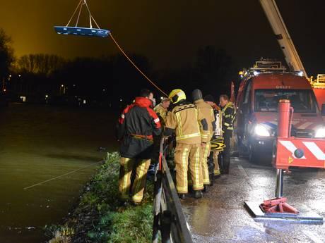 Rijswijker (26) overleden nadat auto te water raakt