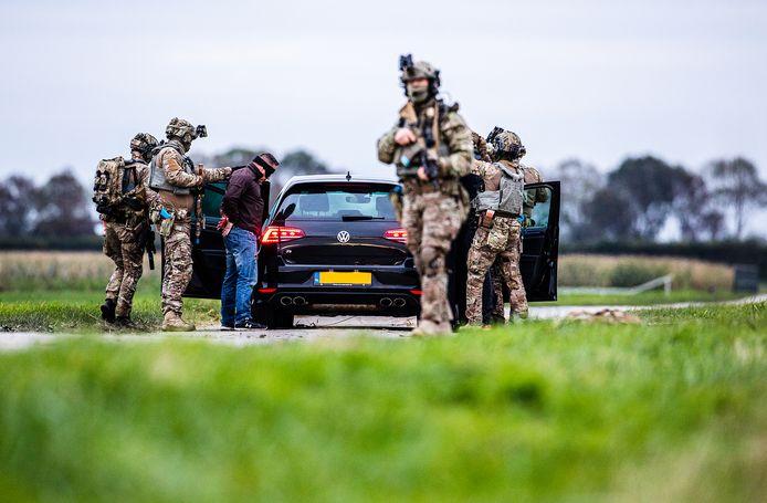 De oefeningen hoorden bij de Helicopter Weapon Instructor Course Special Operation Forces, bedoeld voor nieuwe wapeninstructeurs die legerhelikopters moeten gaan leiden.
