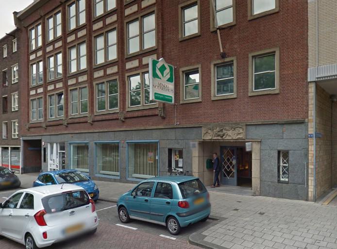 Het Vendu Notarishuis in Rotterdam.