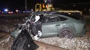 Twee zwaargewonden na ongeval langs spoorweg