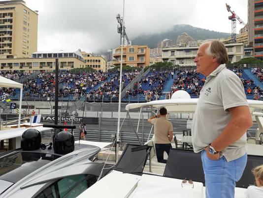 Michael Bleekemolen in Monaco
