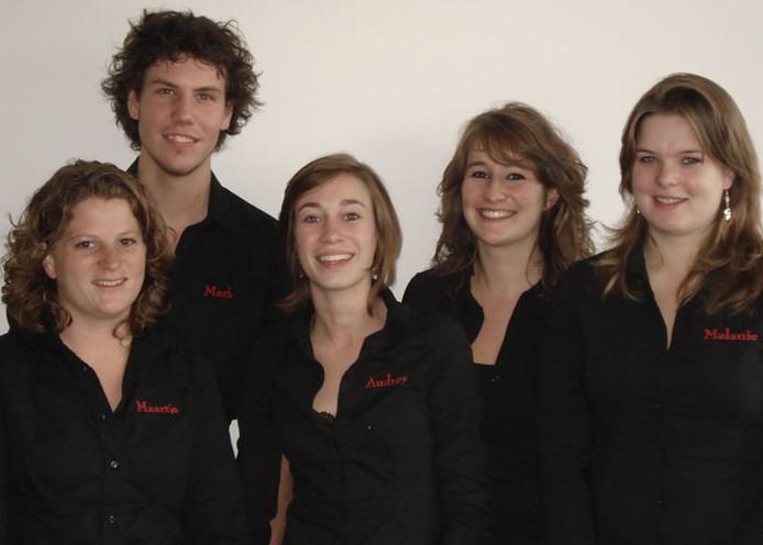 Het bestuur van de Stichting Ragweek Nijmegen.