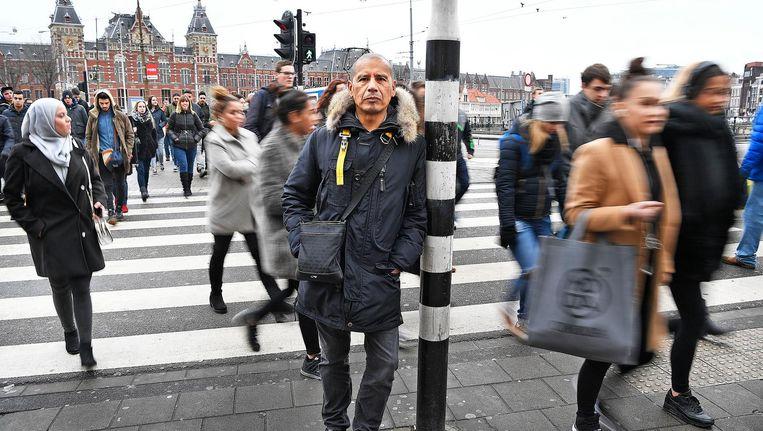 De filmpjes van Jaime van Gastel zijn een regelrechte hit. Beeld Guus Dubbelman / de Volkskrant