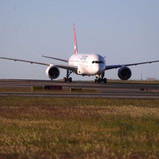 Boeing maakt recordvlucht: non-stop van New York naar Sydney in 19 uur en een kwartier