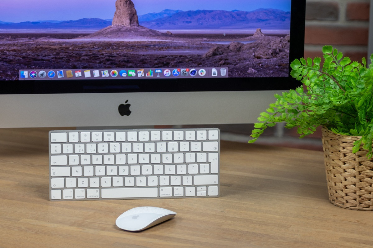 De iMac 2019.