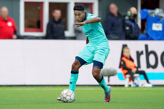 Driess Saddiki gaat mogelijk zijn debuut maken voor Marokko.