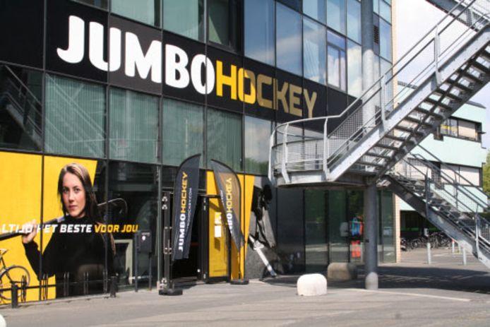 De nieuwe winkelketen: Jumbo Hockey