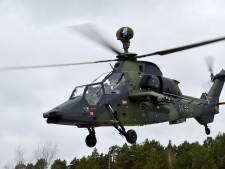 Duitse heli's doorkruisen luchtruim Altena