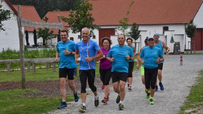 Nieuw loopparcours Bergelen voor beginnende joggers