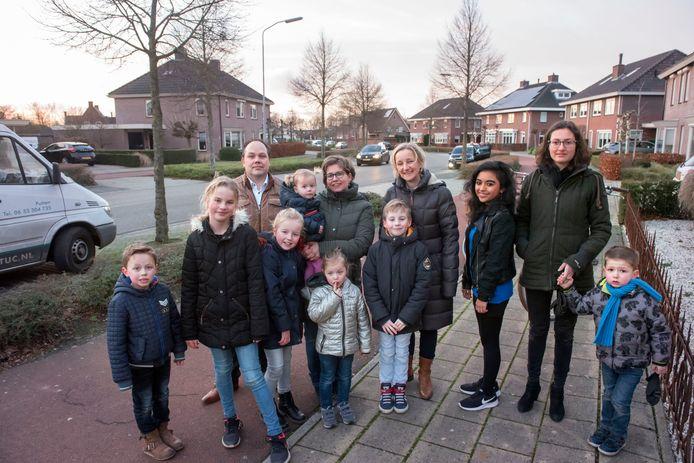 In Putten bestaat het burgerinitiatief al langer. Begin 2018 dwong een groep burgers in de Arendstraat op die manier verkeersremmende maatregelen af.