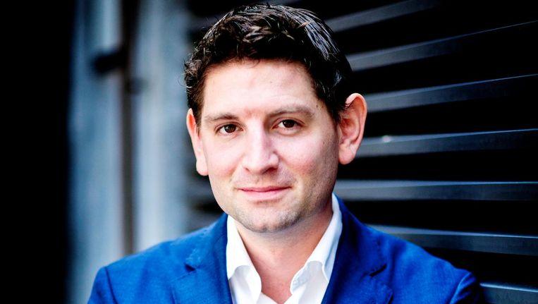 Jan Paternotte, huidige fractieleider van D66. Beeld Guus Schoonewille