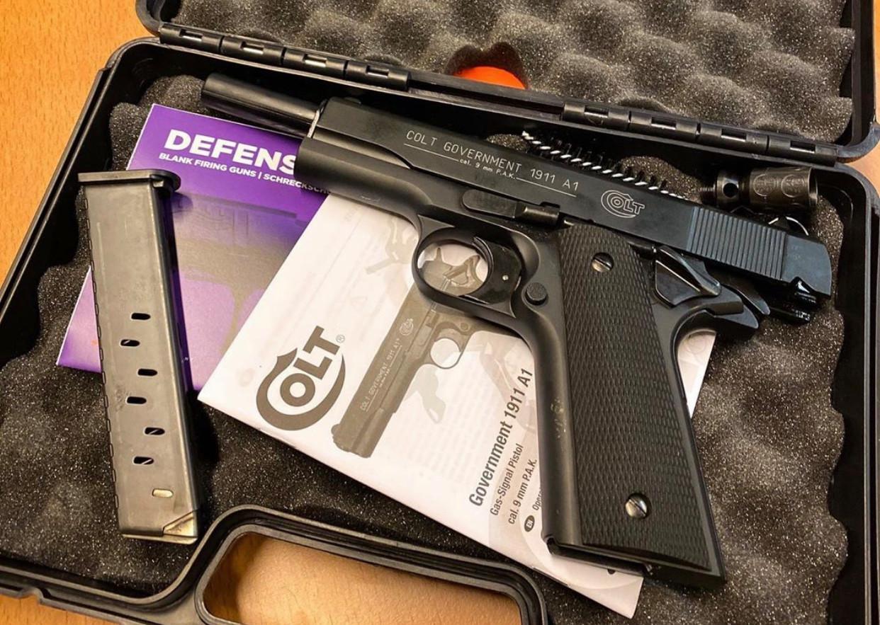 Het wapen