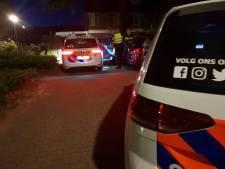 Man die 'raar gedrag' vertoont rijdt in op politieauto in Hengelo