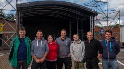 Merelbeke Village trapt vijfde editie af met extra optredens op vrijdagavond : start van het kermisweekend