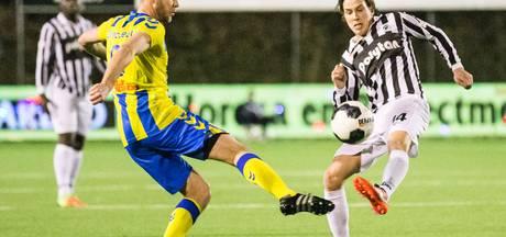 RKC Waalwijk verliest oefenduel
