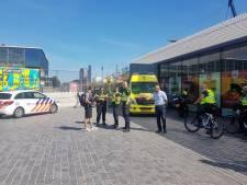 Ruzie tussen twee mannen op station Tilburg loopt uit op steekpartij, dader later opgepakt