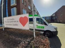 Zorgcentrum Zandley in Drunen gedeeltelijk op slot door corona-besmetting: 'We begrijpen de onzekerheid'