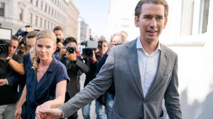 ÖVP grote winnaar bij Oostenrijkse parlementsverkiezingen, extreemrechts verliest fors