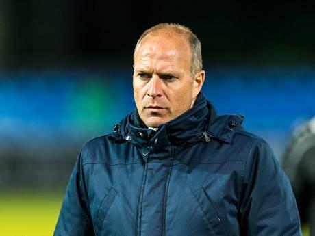 FC Volendam neemt afscheid van coach Molenaar