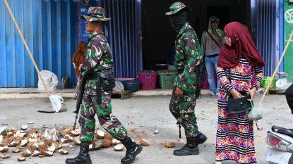 Leger krijgt bevel op plunderaars te schieten na tsunami en aardbeving in Palu