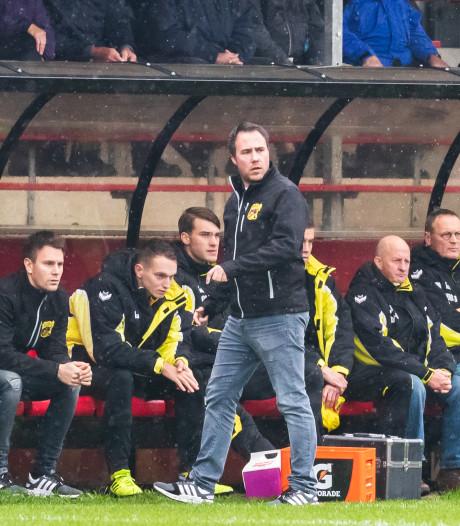Kevin Vos ook volgend seizoen trainer VIOS Beltrum