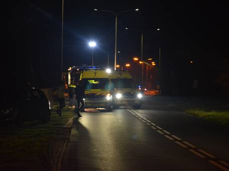 Automobilist omgekomen na ongeluk bij Hoge Hexel