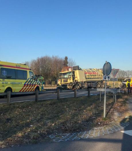 Trucker na ongeval weer thuis in Asten-Heusden