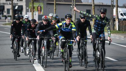 Zo wordt jeugd- en amateursport weer op gang getrapt: wielertoeristen met 20 tegelijk de baan op