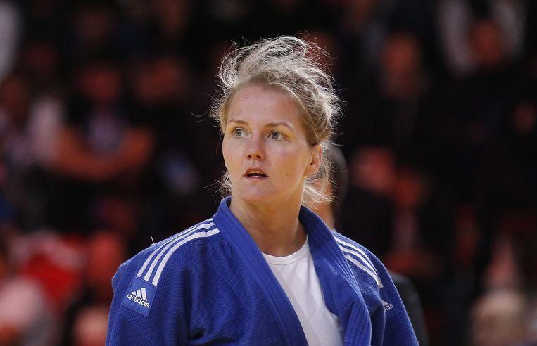 Judoka Juul Franssen. Beeld epa