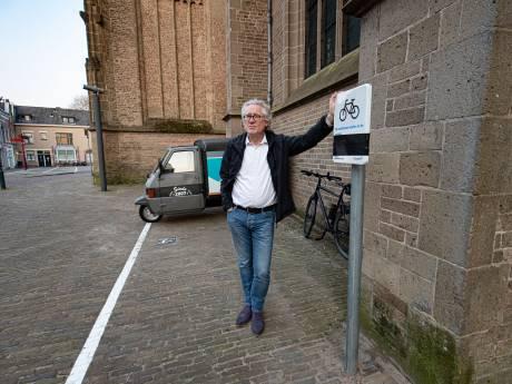 'Alsof je het grootste monument van Kampen degradeert tot openbare fietsenstalling...'