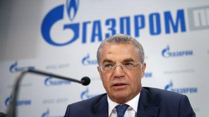 """Gazprom: """"Europa moet meer Russisch gas importeren om tekort te vermijden"""""""