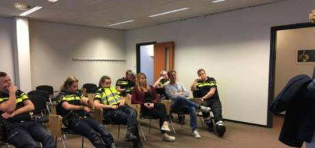Jongen biedt excuses bij politie aan na onnodige zoekactie