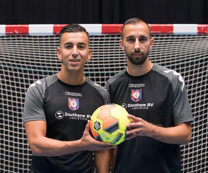 Adil Zouthane (links) en Kenan Koseoglu (rechts).