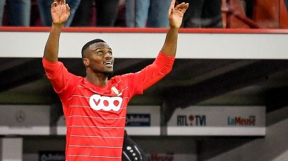 Oulare bezorgt Standard felbevochten zege tegen Antwerp met fantastische pegel, Rouches zeker van play-off 1