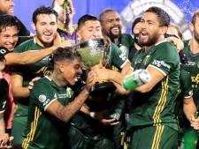 Ploeg die Stams Cincinnati na penalty's uitschakelde wint MLS is Back Tournament
