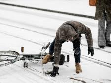 Twente krijgt vanaf zaterdagavond te maken met sneeuw en gladheid
