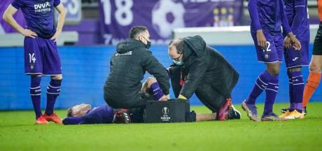 """Yari Verscheren et Anderlecht soulagés: """"Il pensait avoir fait une croix sur l'Euro"""""""