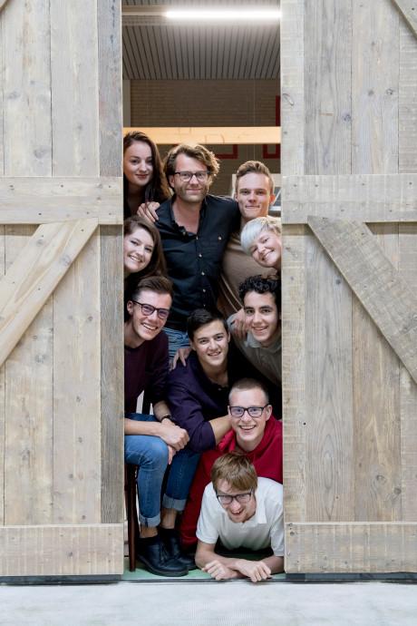 Ondernemend Rivierenland begint leerbedrijf voor studenten