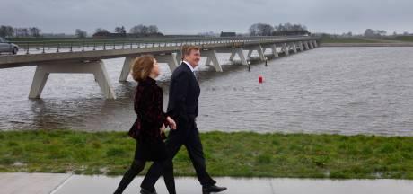Opnieuw uitstel: pas in mei of juni duidelijkheid over varen op bypass bij Kampen