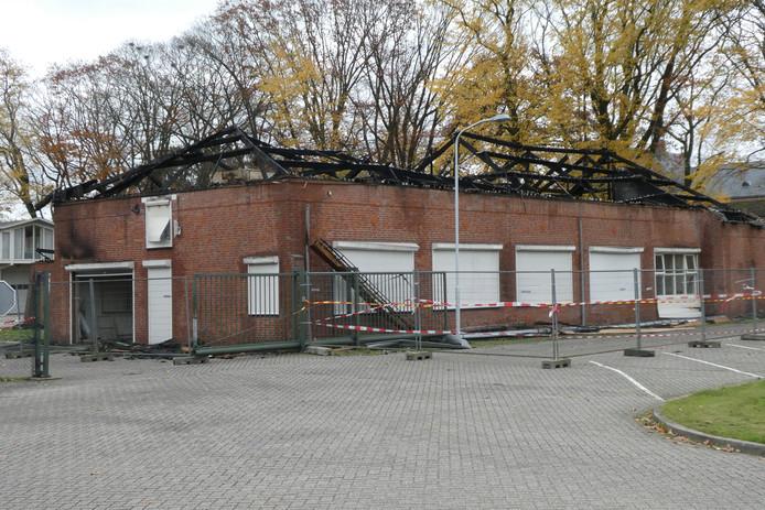 Bijgebouw van Kentalis aan de Theerestraat wordt als verloren beschouwd.