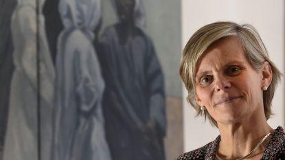 """VUB-rector Caroline Pauwels: """"Ik kreeg zoveel liefde. En ik moest er niet eens dood voor gaan"""""""
