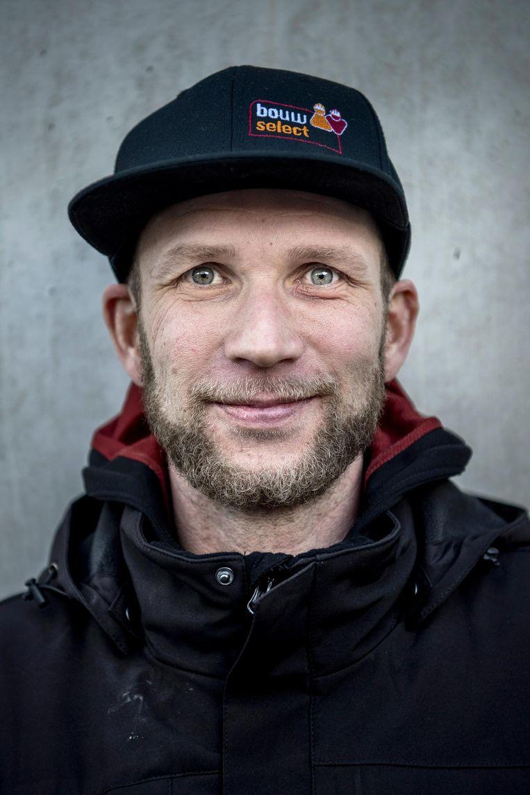 Jouke Hoogeveen Beeld Corné Sparidaens