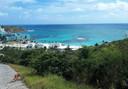 Lodewijk ten Brinke wil nog wel eens voor langere tijd terugkeren naar Sint Maarten met z'n witte zandstranden en blauwe zee.