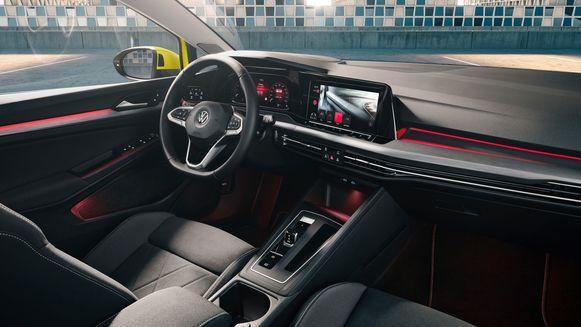 De nieuwe Volkswagen Golf 8