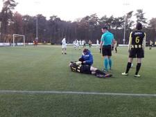 Jong Vitesse nadert koploper UNA vlak voor  topper
