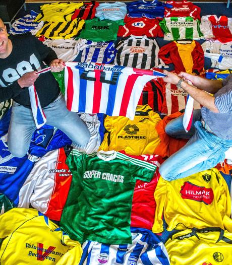 Shirtjestest De Stentor: de sportredactie zoekt 113 amateurvoetbaltenues